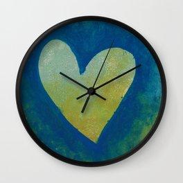 Heart No. 4 Wall Clock