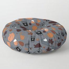 Autumn spice - 002 Floor Pillow