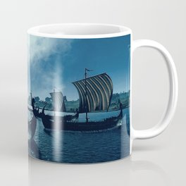 Drakkar Coffee Mug