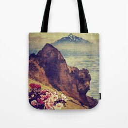 As Dusk Settles in Daiino Tote Bag