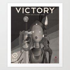 Propaganda Series 9 Art Print