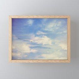 Fly Free Framed Mini Art Print