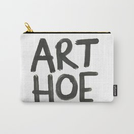 ART HOE Carry-All Pouch