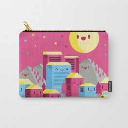 Happy City Carry-All Pouch