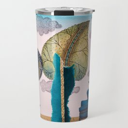 Take a rest in spring Travel Mug