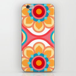 Scandi Candi Pink iPhone Skin