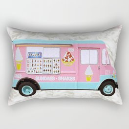 Time For Ice Cream Rectangular Pillow
