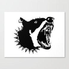 Gypsys Dog Canvas Print