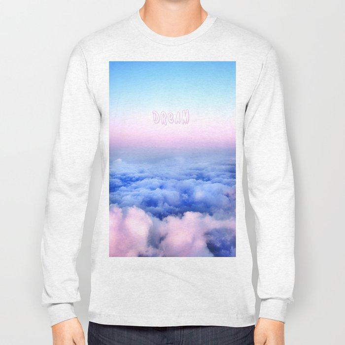 Dream Clouds Long Sleeve T-shirt