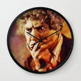 Harpo Marx, Comedy Legend Wall Clock