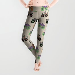 Monster Trucks Leggings