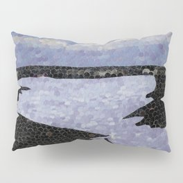 Wolf Lake Pillow Sham