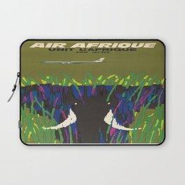 Vintage poster - Africa Laptop Sleeve