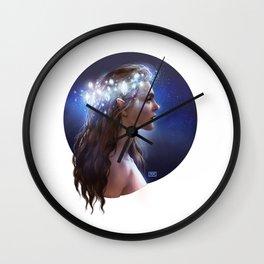 Stars eternal Wall Clock