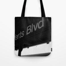 Lefferts Blvd Tote Bag