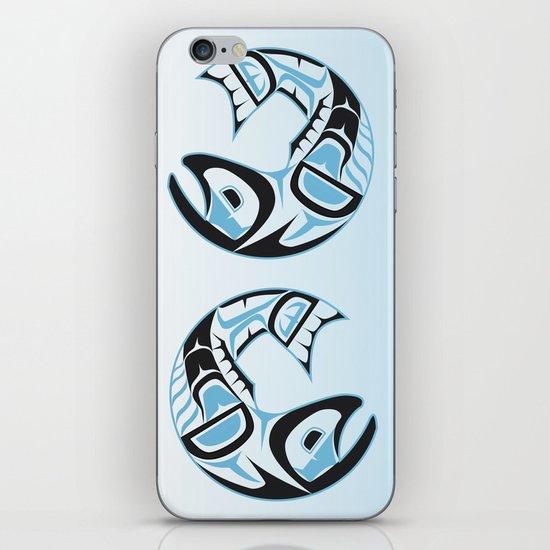 Tattoo Art Print iPhone & iPod Skin