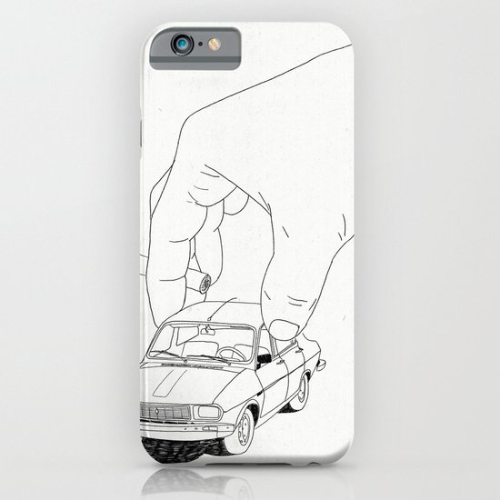 Driving home iPhone & iPod Case