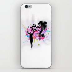 Namasté iPhone & iPod Skin