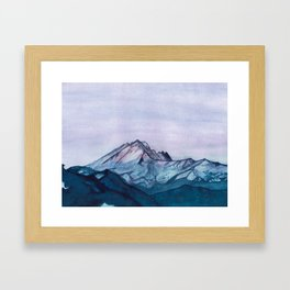 Landscape Untitled Framed Art Print