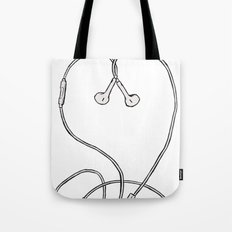 I Don't Know, I Just Love Me Some Music Tote Bag