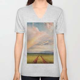 The Great Wide Open Unisex V-Neck