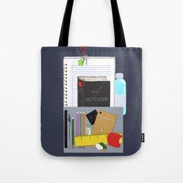 Artist's bag Tote Bag