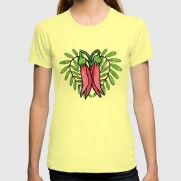 Kākābeak /Ngutukākā T-shirt