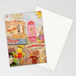 The Rose Parade Stationery Cards