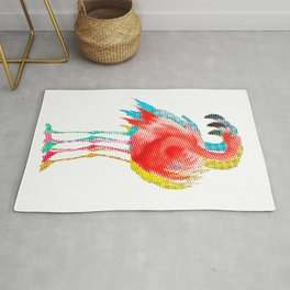 Flamingo PoP Rug