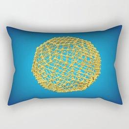 Atom Array Rectangular Pillow