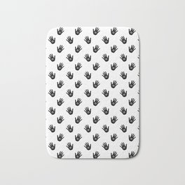 Seeing eye. Bath Mat