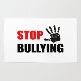 STOP BULLYING Rug