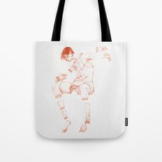 The Beast Inside 1 Tote Bag