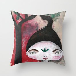 Love-Bhoomie Throw Pillow
