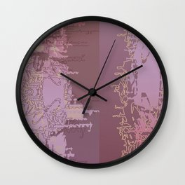 Montmartre Wall Clock