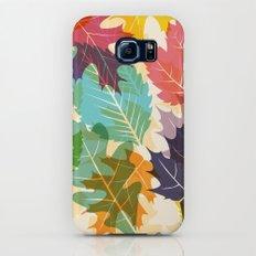 Autumn leaves Galaxy S6 Slim Case