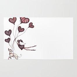 Spreading Love pt.2 Rug