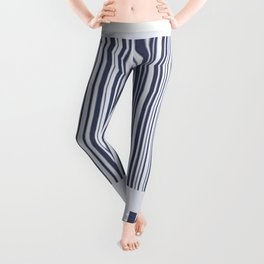 One of a kind - barcode quote Leggings