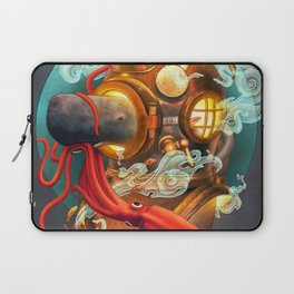Deep Sea Diver Laptop Sleeve