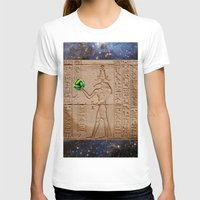 brasil T-shirts featuring THOTH BRASIL 2014 by Dozzo
