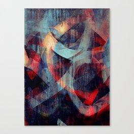 disquiet twenty eight (sou outro) Canvas Print