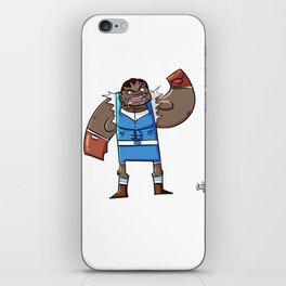 Street Fighter's M. Bison (JPN)/B@lrog (USA) iPhone Skin