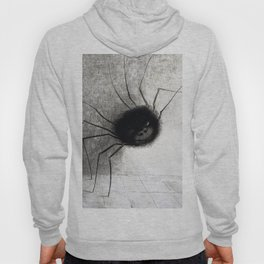 "Odilon Redon ""The Smiling Spider"" Hoody"