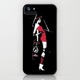 Skater Girl iPhone Case