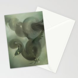 Mystical Dragon Stationery Cards