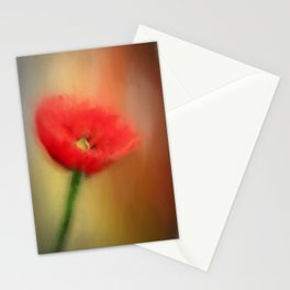 Poppy Elegance Stationery Cards