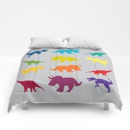 Dino Parade 2 Comforters