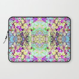 Watercolor Floral Laptop Sleeve