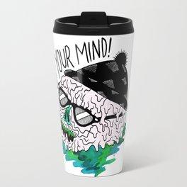 Defrost Your Mind Travel Mug