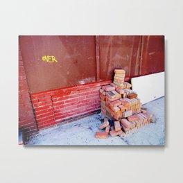 Phila 01 Metal Print
